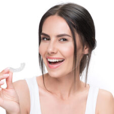 The clear choice for orthodontics: Straighten teeth with clear braces and more